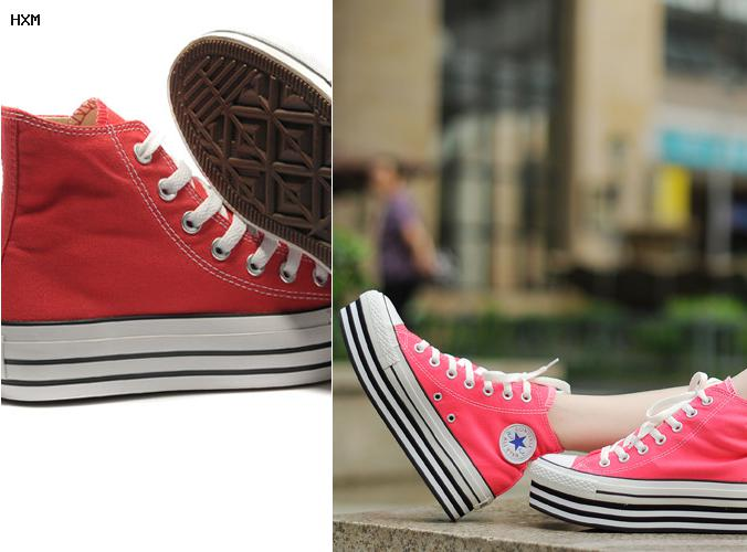 all star converse marrones
