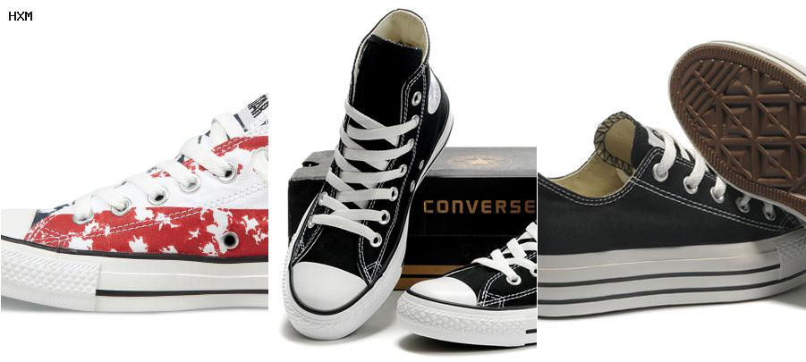 bandolera converse all star