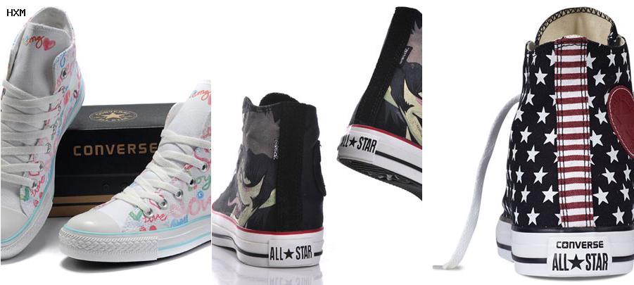 compra de zapatillas converse online