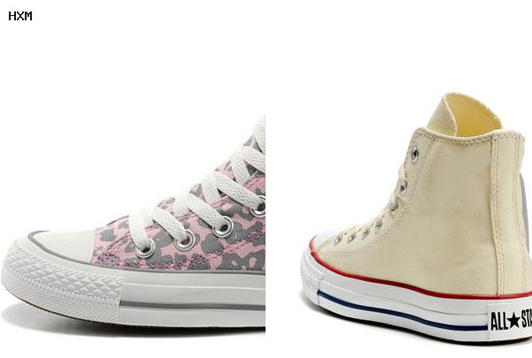 converse all star amarillos