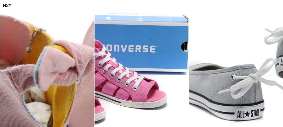 converse fotos zapatillas