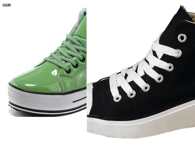 converse green low top