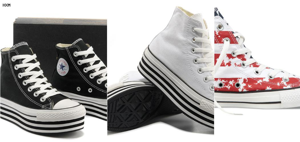 converse oxheart