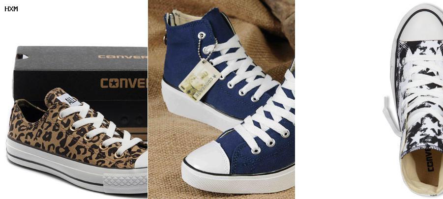 converse zapatos originales