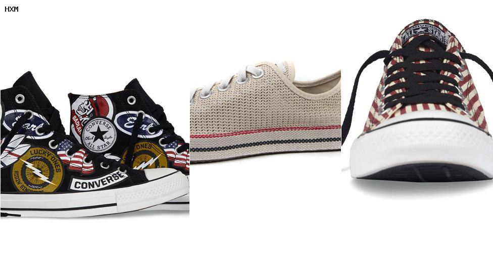 converse zapatos venezuela