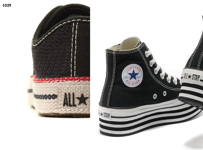 cordones converse all star