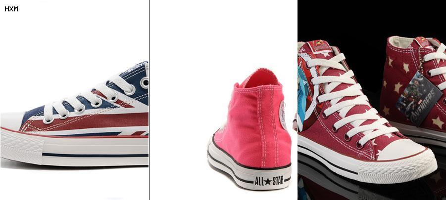 donde comprar zapatillas converse en lima