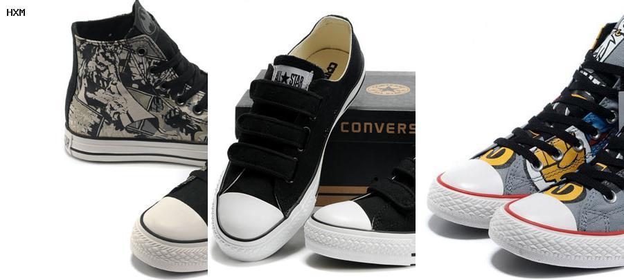 fotos de famosas con zapatillas converse
