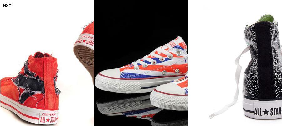 fotos de zapatillas converse all star