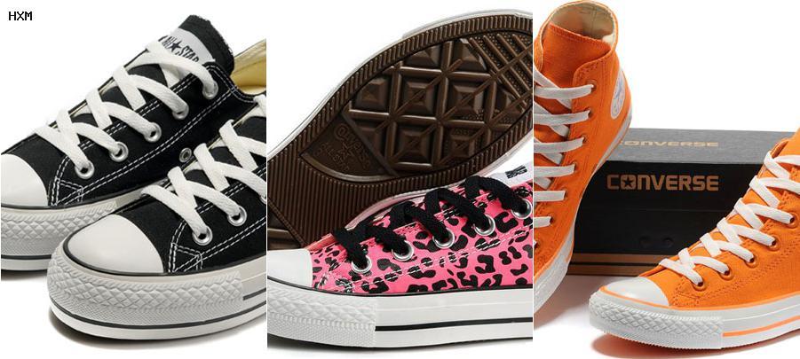 fotos de zapatos converse para hombres