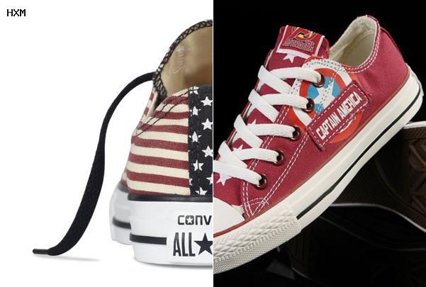 modelos de zapatillas converse 2018