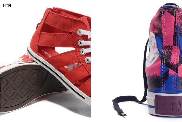 modelos de zapatos converse 2018