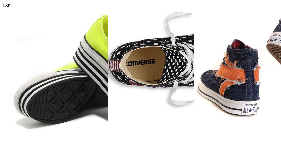 nuevas converse foot locker