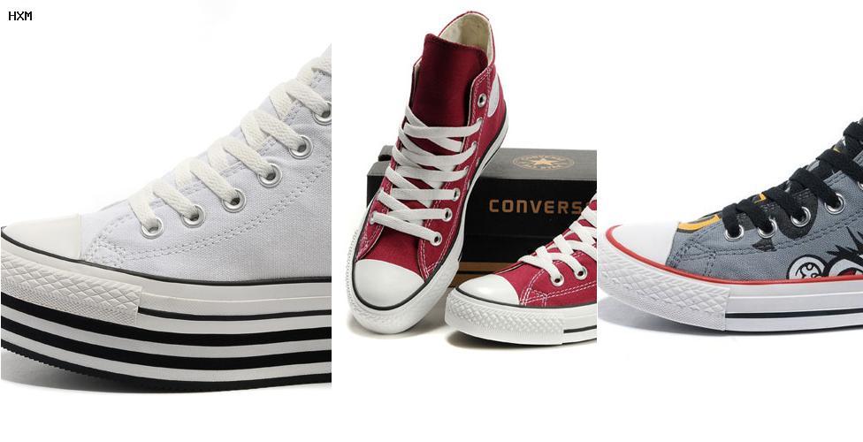 nuevas converse