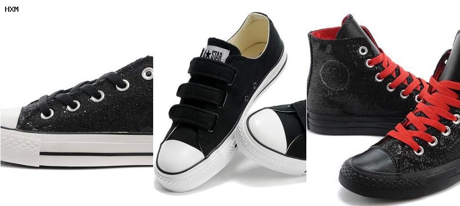 old school converse one star