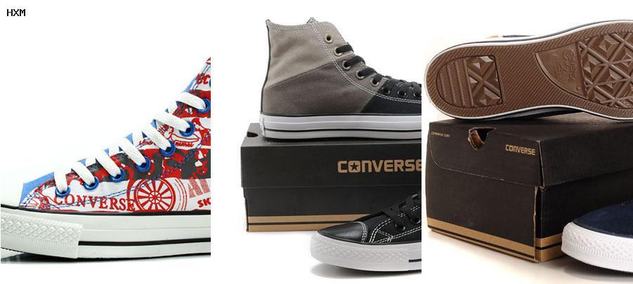 one star converse vs all star