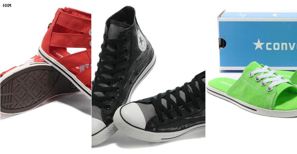 tiendas de zapatos converse en venezuela