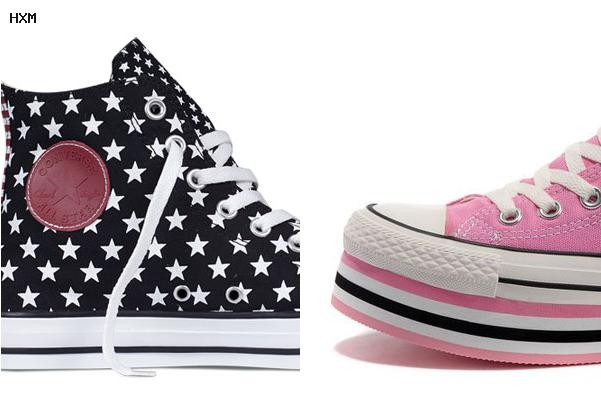 ultimos modelos de zapatos converse