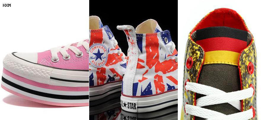 venta de zapatillas converse por mayor