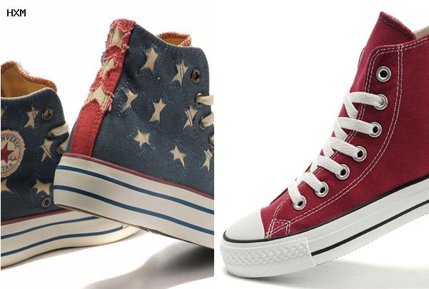 zapatillas converse all star para hombres