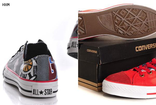 zapatillas converse blancas bajas baratas
