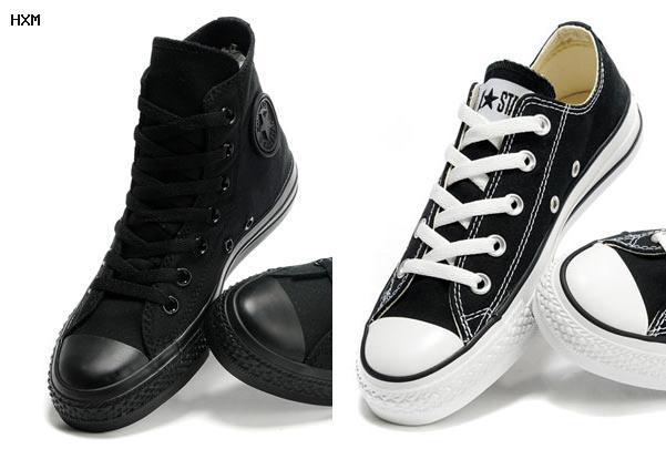 zapatillas converse blancas hombre