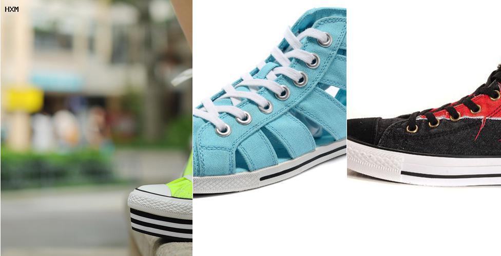 zapatillas converse comprar online