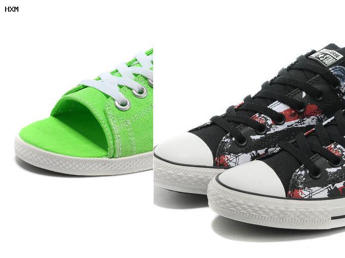zapatillas converse de mujeres