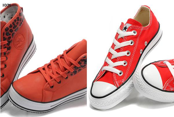 zapatillas converse falsas