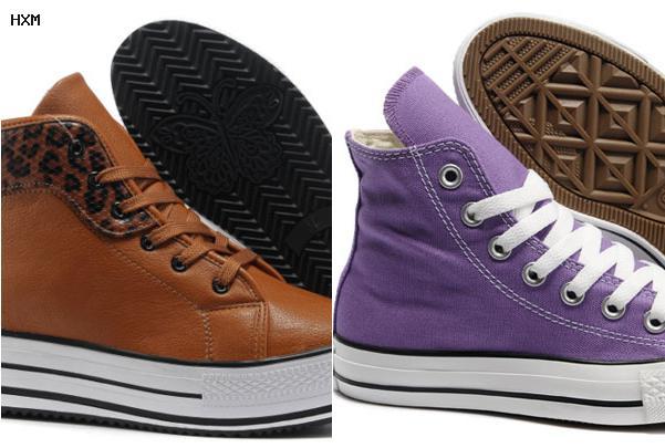 zapatillas converse negras enteras