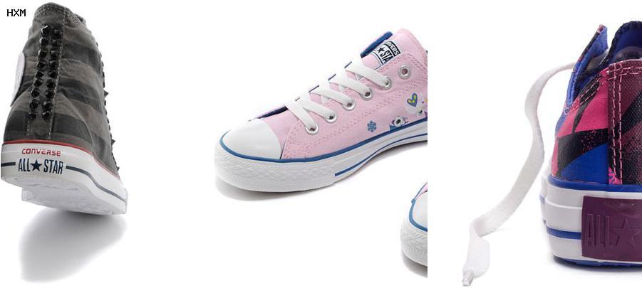 zapatillas converse para mujer mercadolibre