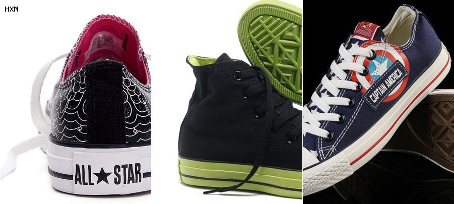 zapatillas converse para mujer