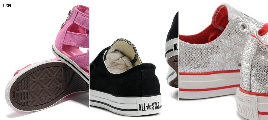 zapatillas de basquet converse