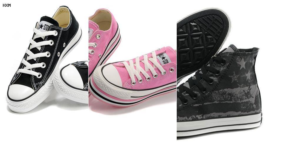 zapato converse