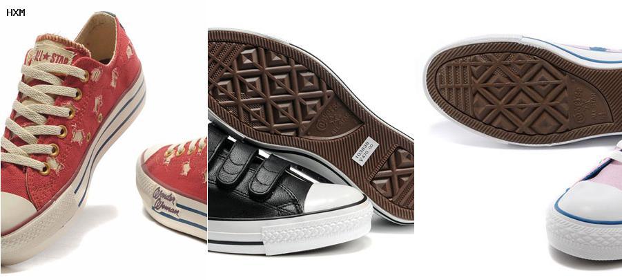 zapato de seguridad converse