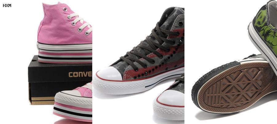 zapatos converse 2018 para hombres