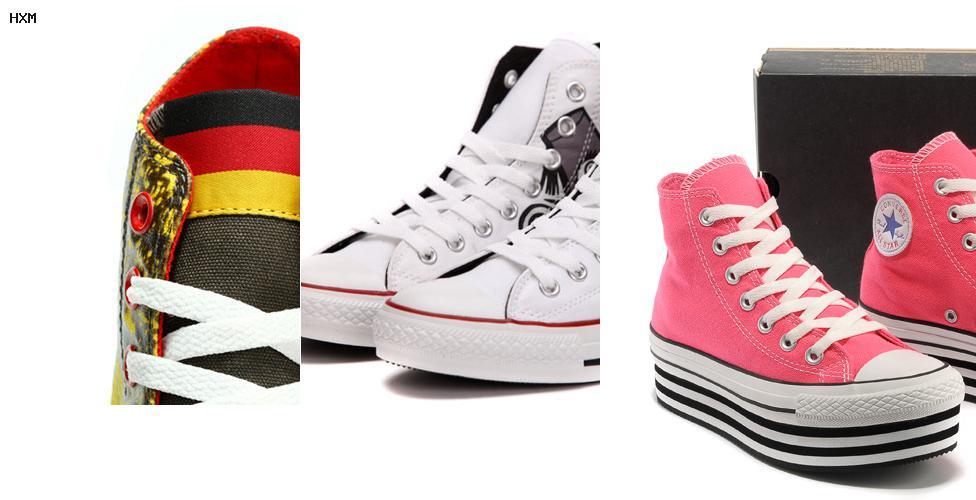 zapatos converse para hombres